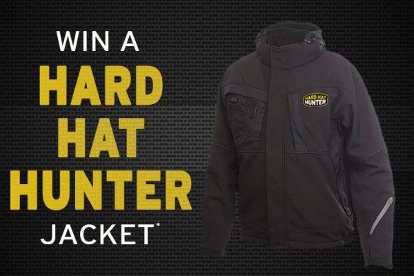 Win a Hard Hat Hunter Jacket