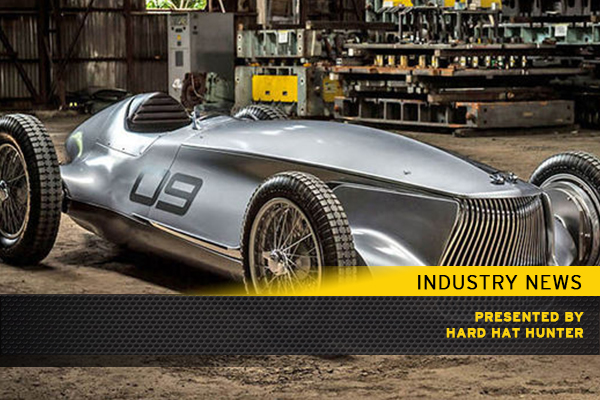 A New Luxury All Electric Car Coming Soon From Infiniti Hard Hat
