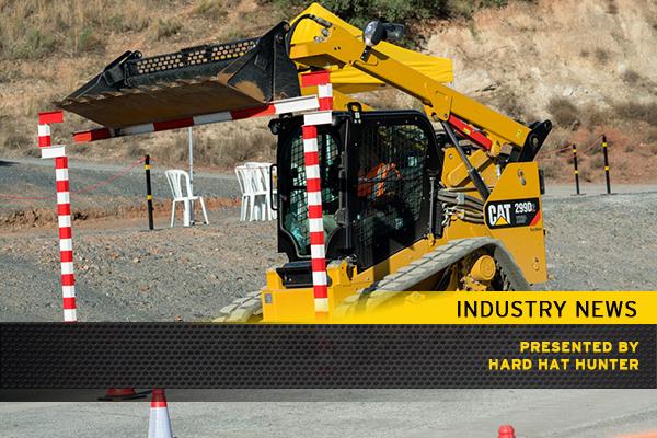 Caterpillar Features Job-Site Productivity Tools In Operator